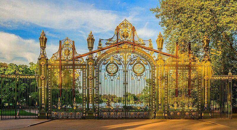 Парк де ла Тет д'Ор Лион