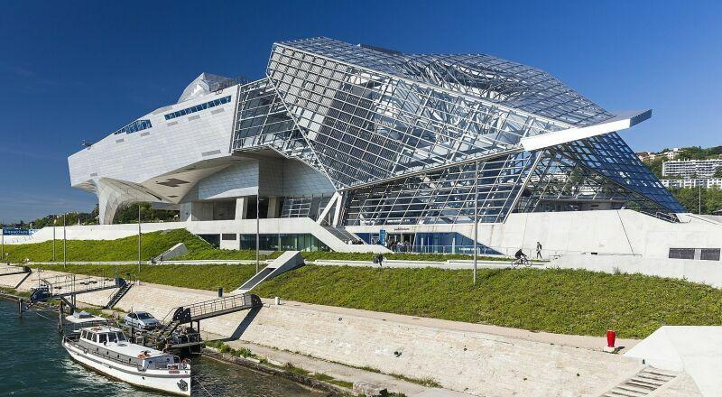 Музей современного искусства Лион