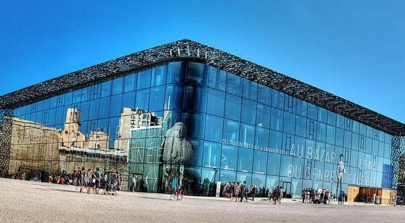 Музей цивилизации и средиземноморья