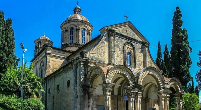 Благовещенский собор Грузия