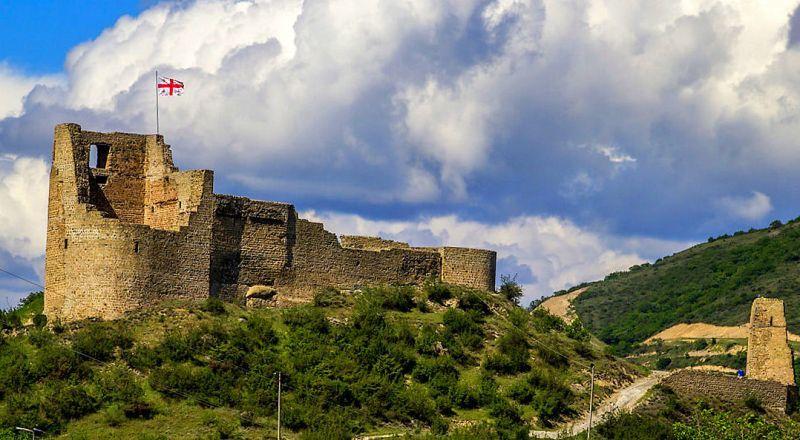 Крепость Бебрисцихе Мцхета