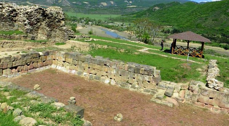 Древний город Армази