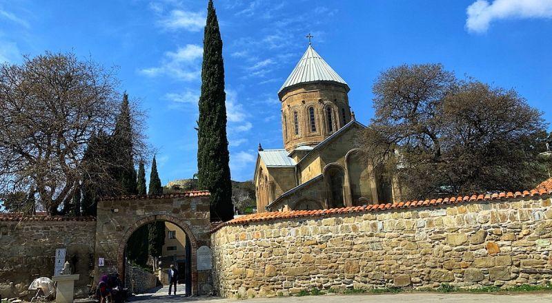 Монастырь Самтавро Мцхета