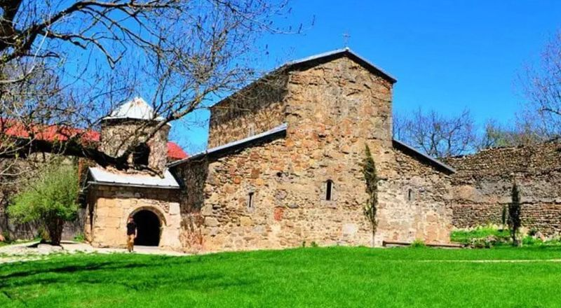 Зедазенский монастырь Мцхета