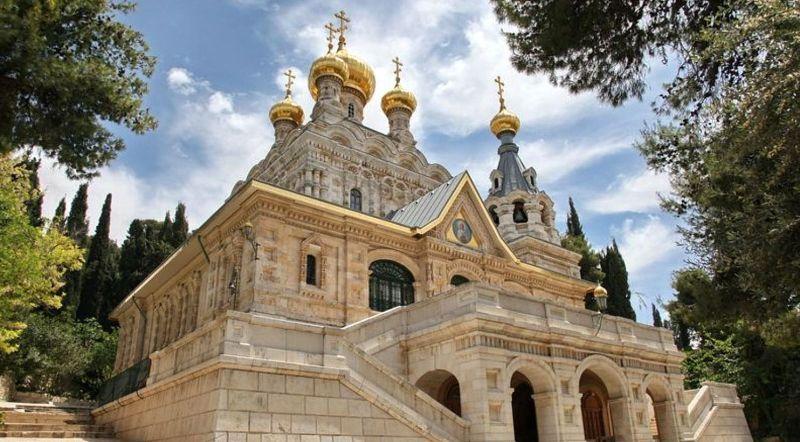 Свято-Троицкий собор - Русское подворье