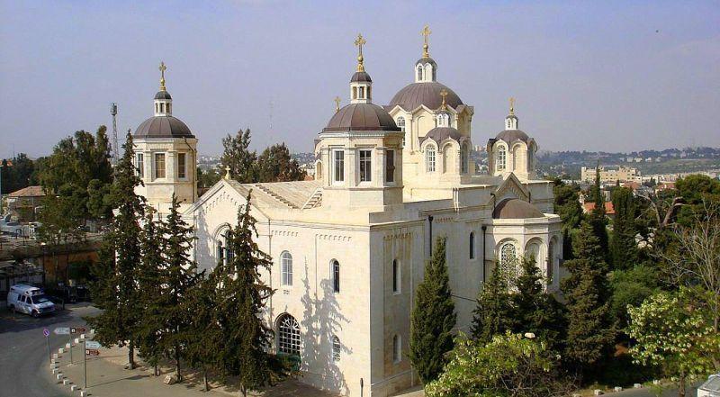 Иерусалим Храм Святой Марии Магдалины