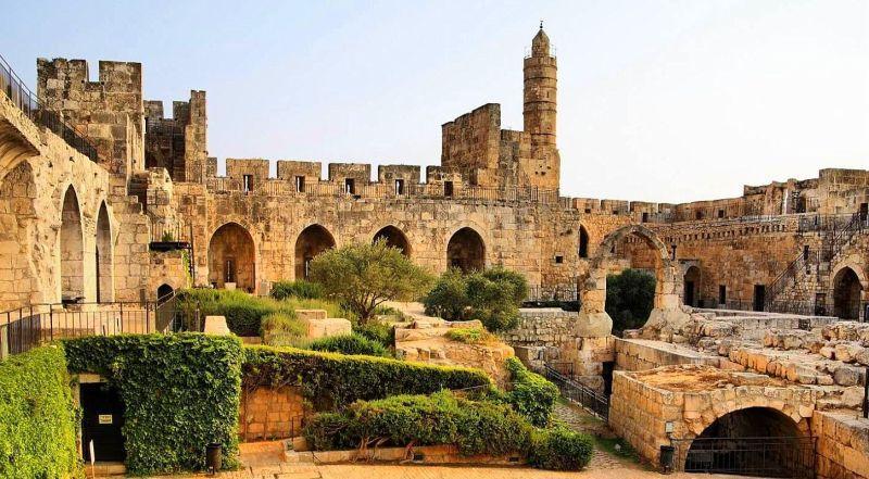Иерусалим Град Давида