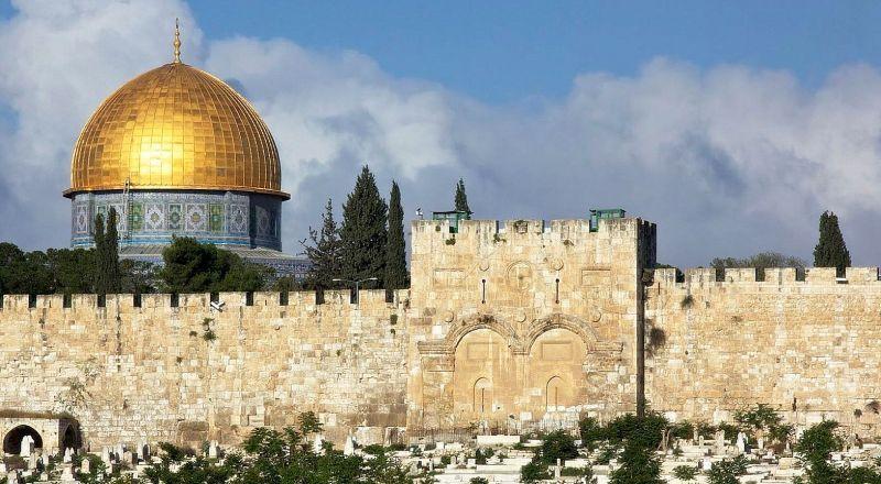 Иерусалим Золотые ворота