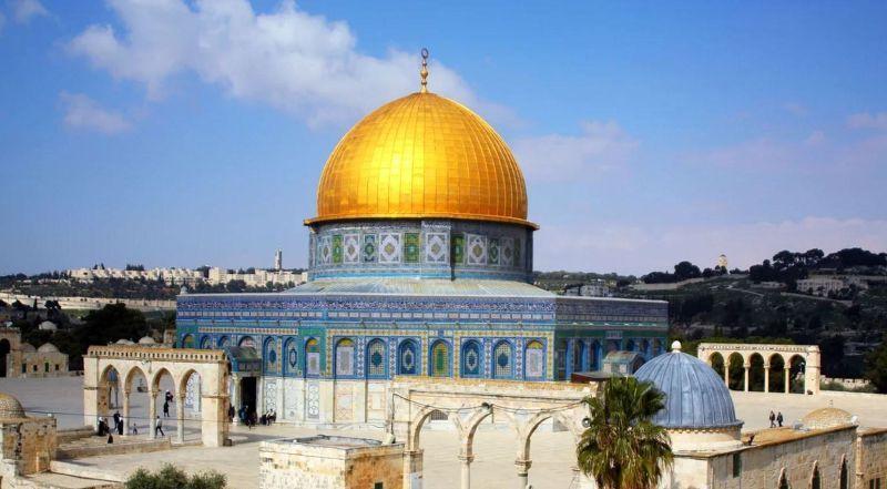 Мечеть Купол Скалы на Храмовой горе