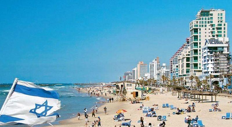Пляжи Тель Авива