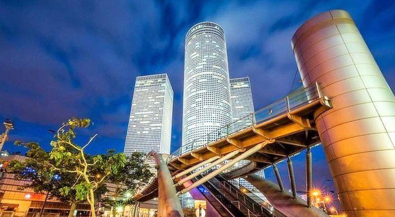 Тель Авив центр Азриэли
