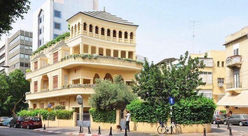 Дом пагода Израиль