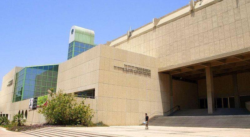 Тель Авив музей еврейской диаспоры