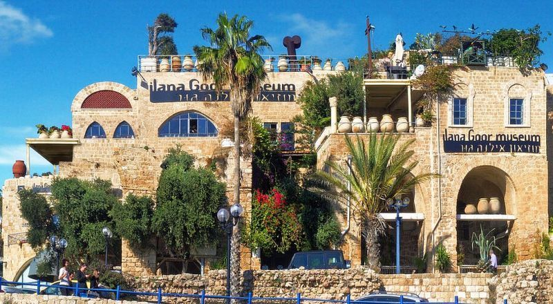 Тель Авив музей Иланы Гур