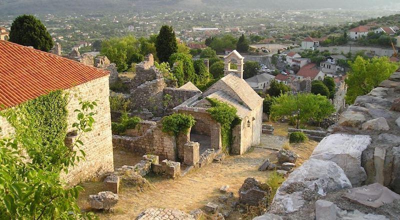 Бар старый город
