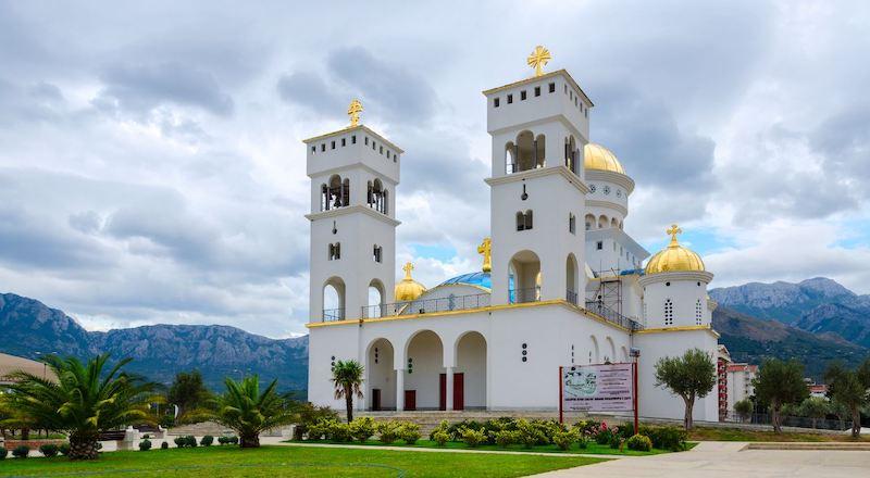 Храм Святого Иоанна Владимира