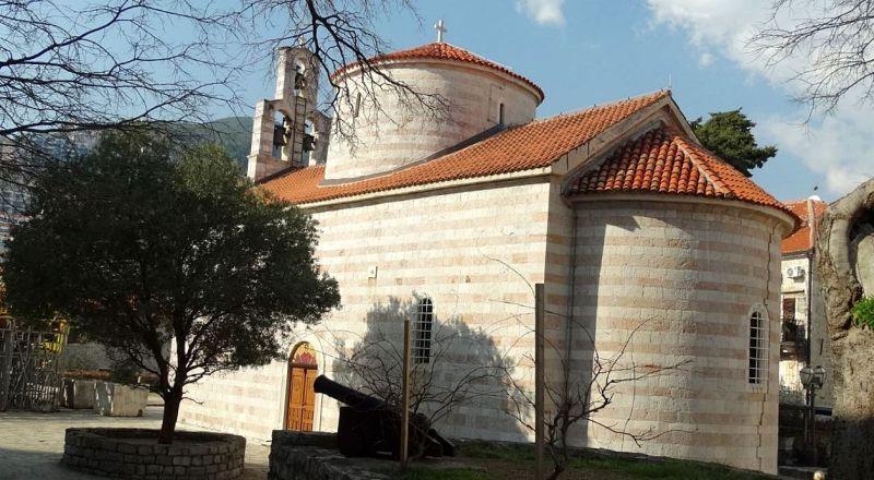 Будва церковь Святой Троицы