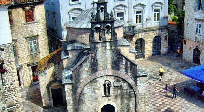 Котор церковь святого Луки