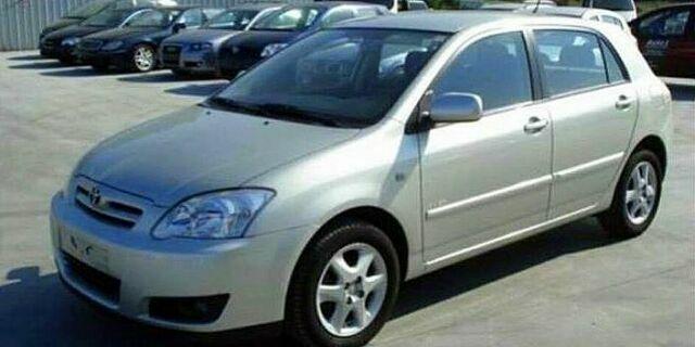 Гид в Черногории на Toyota Corolla