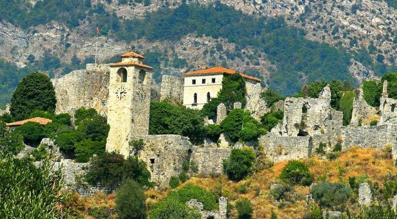 Крепость Старый Бар