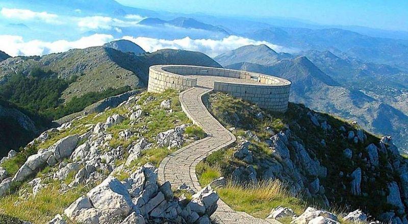 Черногория национальный парк Ловчен