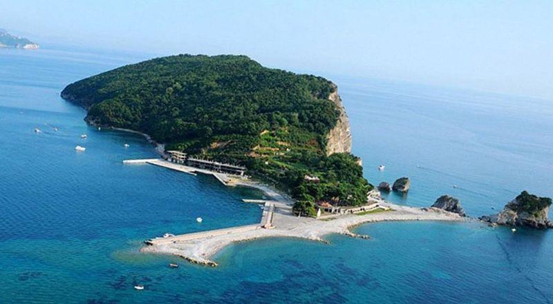 Черногория остров Святого Николая