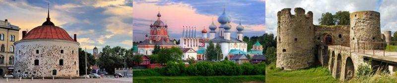 Невские просторы туры и экскурсии по Ленинградской области