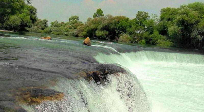 Сиде водопад Манавгат