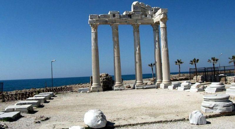Храмы Аполлона и Артемиды