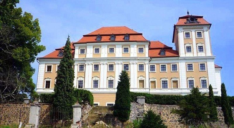 Замок Валеч Чехия