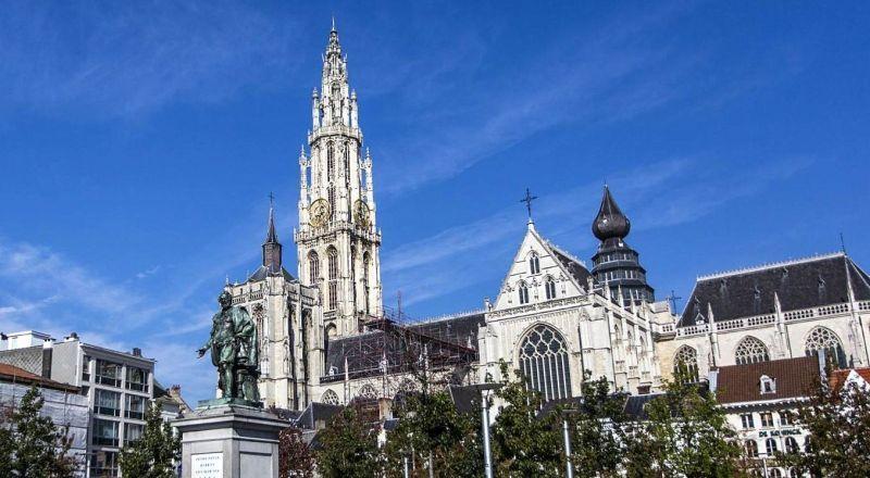 Собор Антверпенской Божией Матери