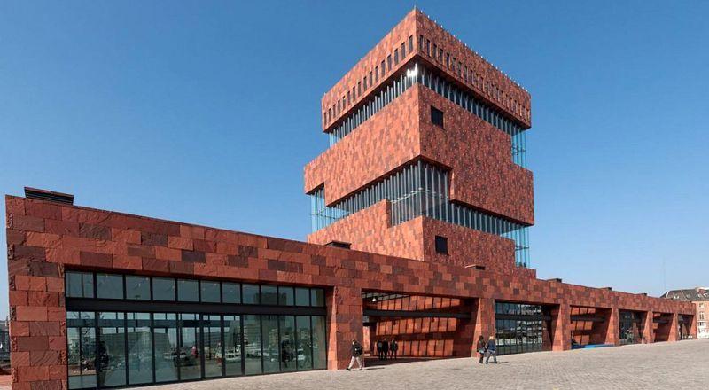 Музей MAS Антверпен