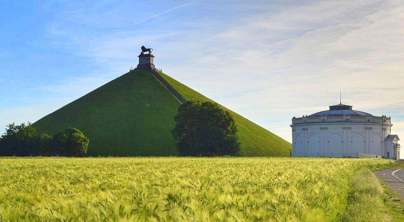 Бельгия музей Ватерлоо
