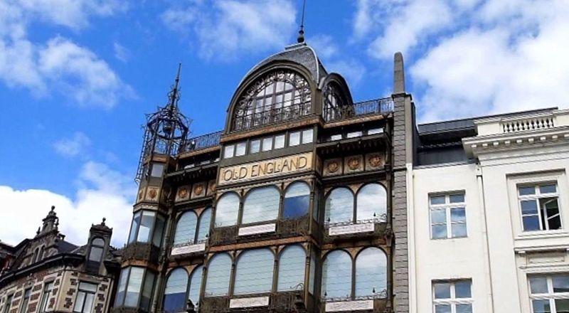 Бельгия Музей музыкальных инструментов