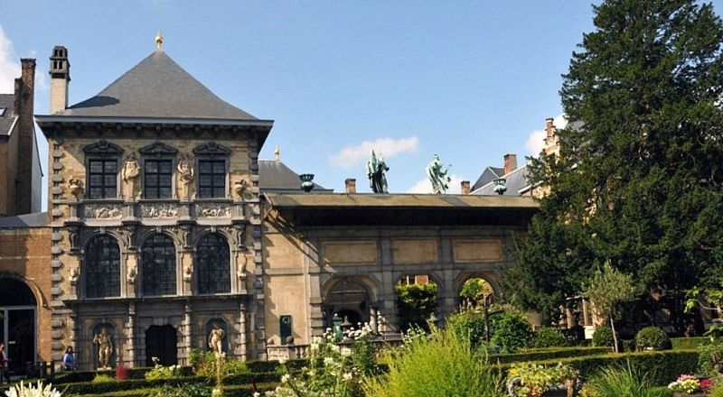 Дом Рубенса Бельгия
