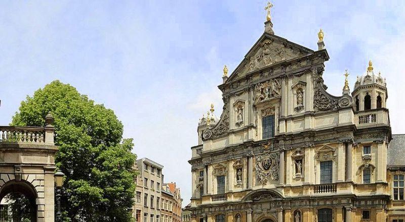 Антверпен Церковь Карло Борромео