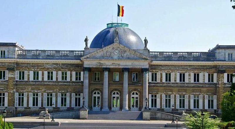 Брюссель Лакенский дворец