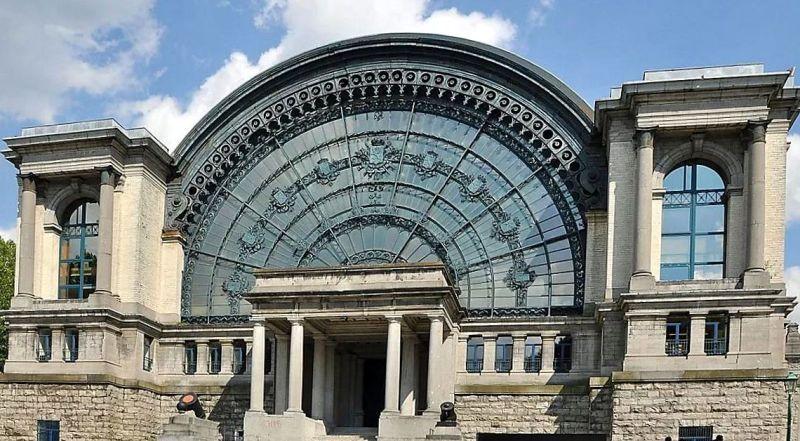 Музей королевской армии и военной истории Бельгия