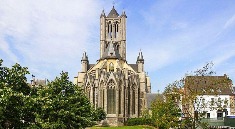 Церковь Святого Николая Бельгия