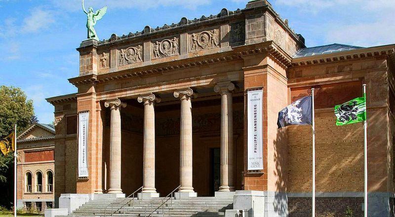 Музей изобразительных и изящных искусств Бельгия