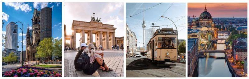 Берлин виды