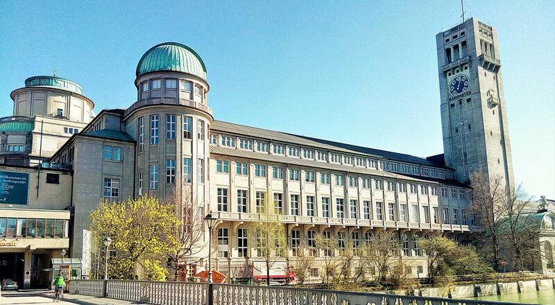 Мюнхен Немецкий музей