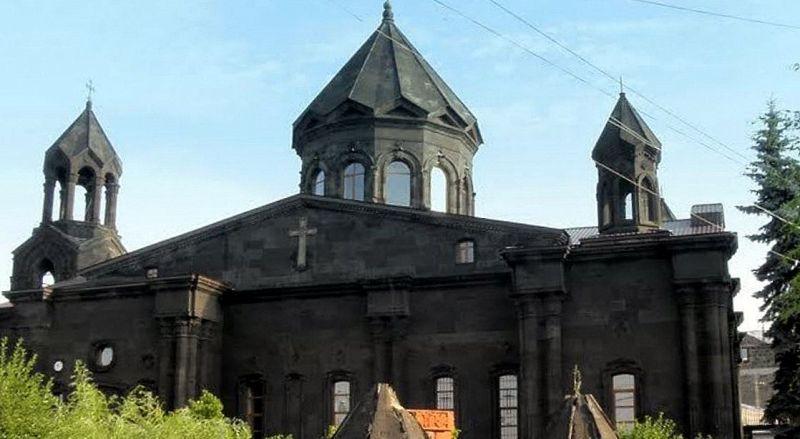 Гюмри Церковь Святой Богородицы