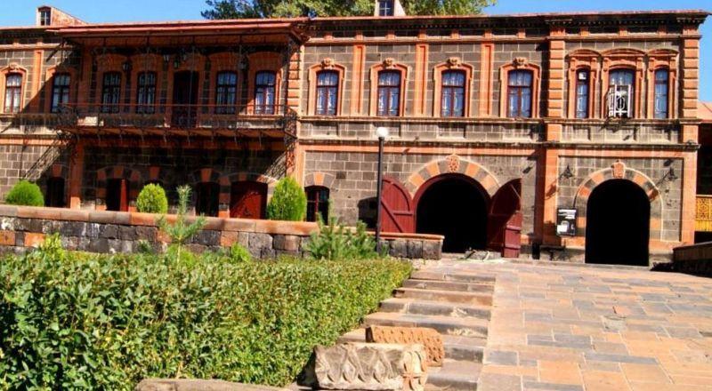 Гюмри музей Ованеса Шираза