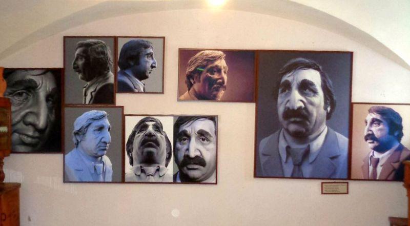Гюмри дом-музей Мкртчяна