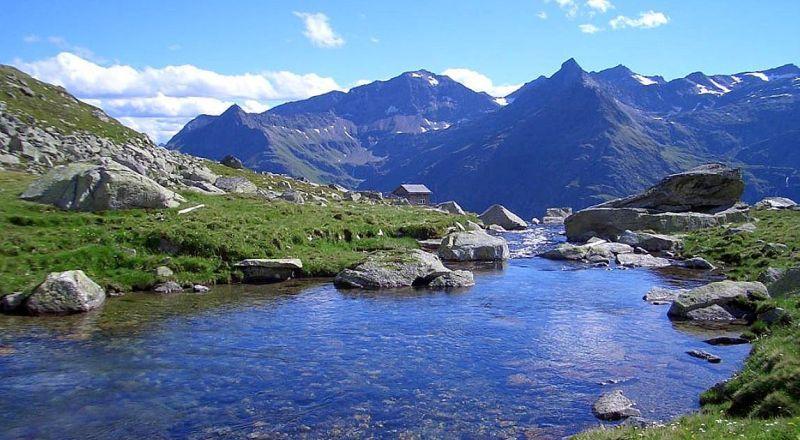 Австрия Высокий Тауэрн