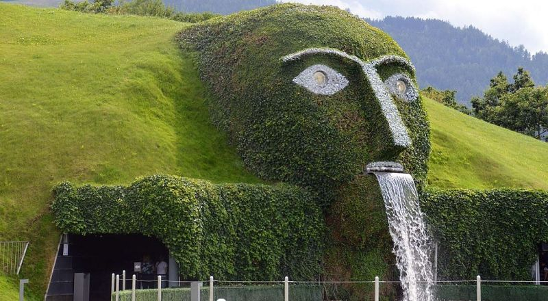 Австрия Музей Сваровски
