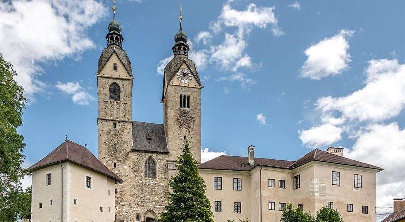 Австрия Церковь Мария-Заль