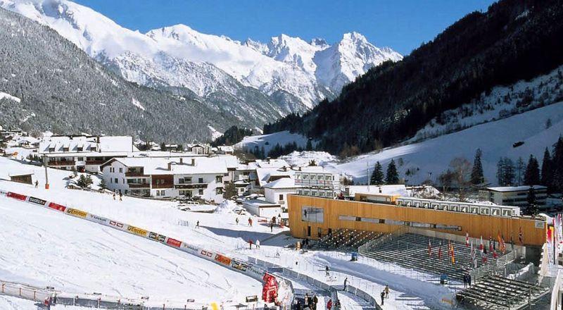 Австрия Санкт-Антон-ам-Арльберг