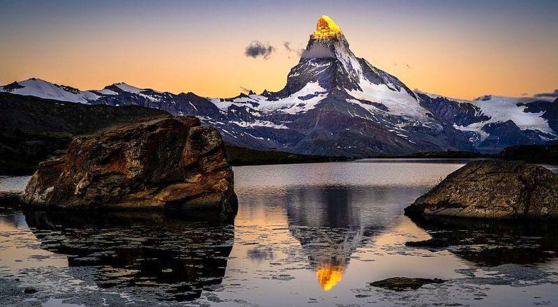 Гора Пик Маттерхорн